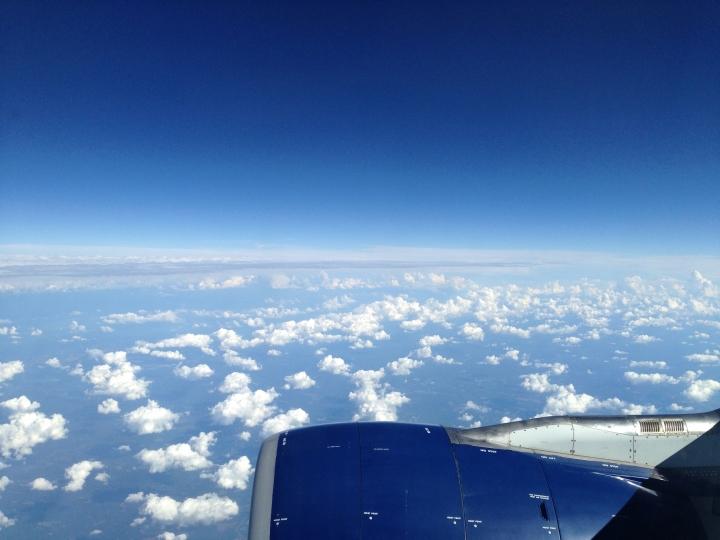 Italy - Flying
