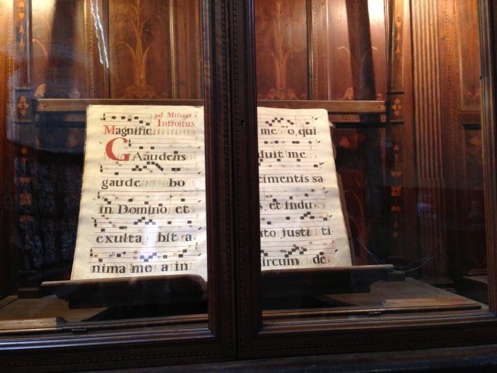 Italy - Gregorian Chant