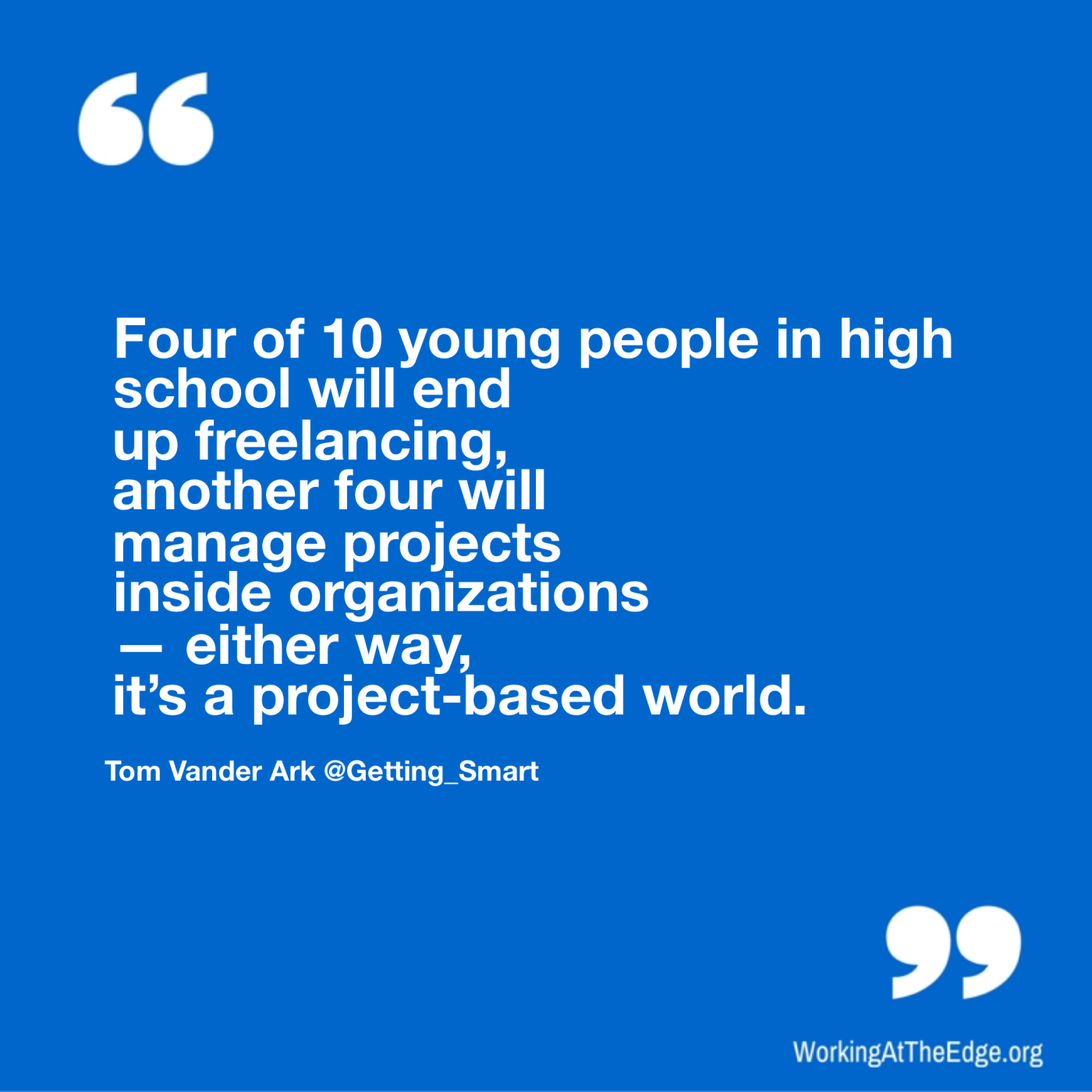 Why projects? #pblchat #satchat #edchat – Inspiration: Images and Quotes